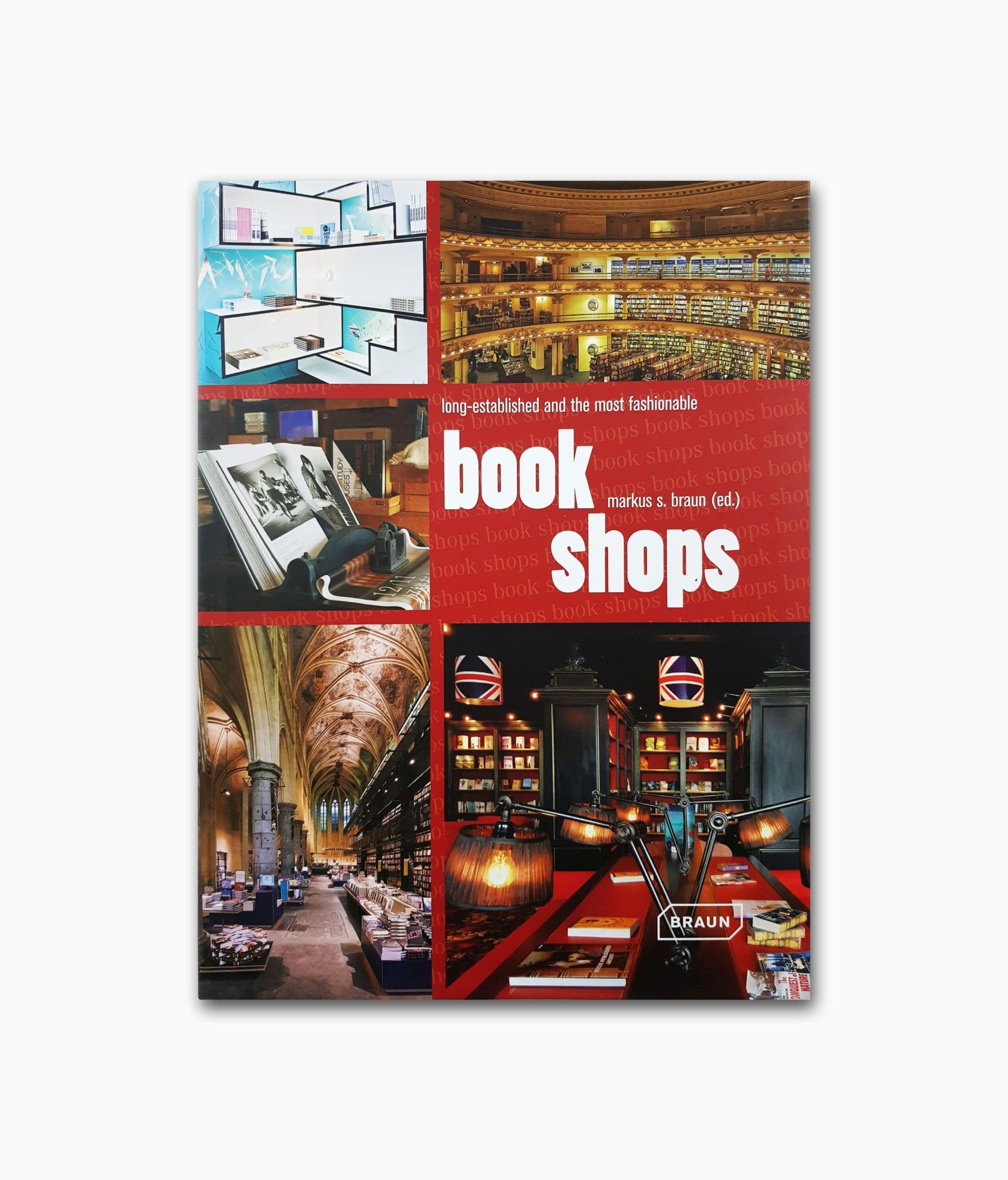 Book Shops Braun Publishing Buchcover
