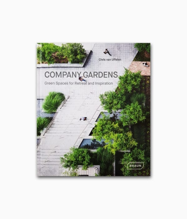 Cover vom Buch über den Firmen Garten von Braun Publishing
