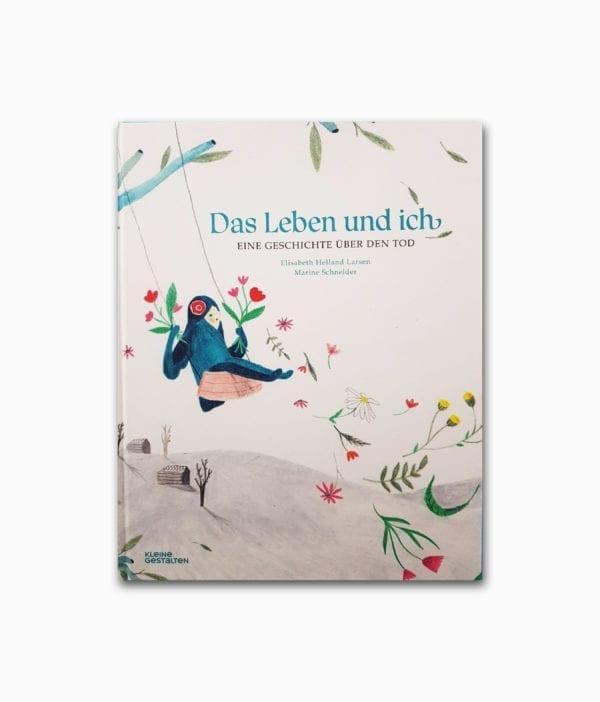 Das Leben und ich kleine gestalten Verlag Buchcover
