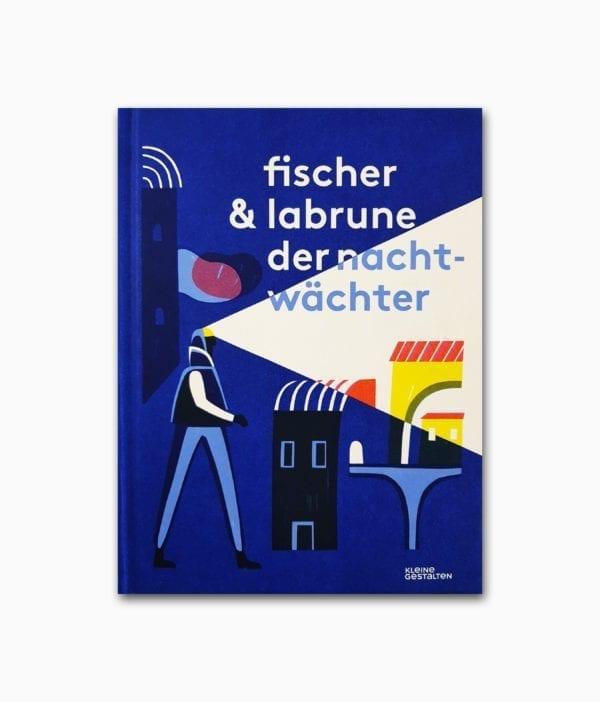 Der Nachtwächter kleine gestalten Verlag Buchcover
