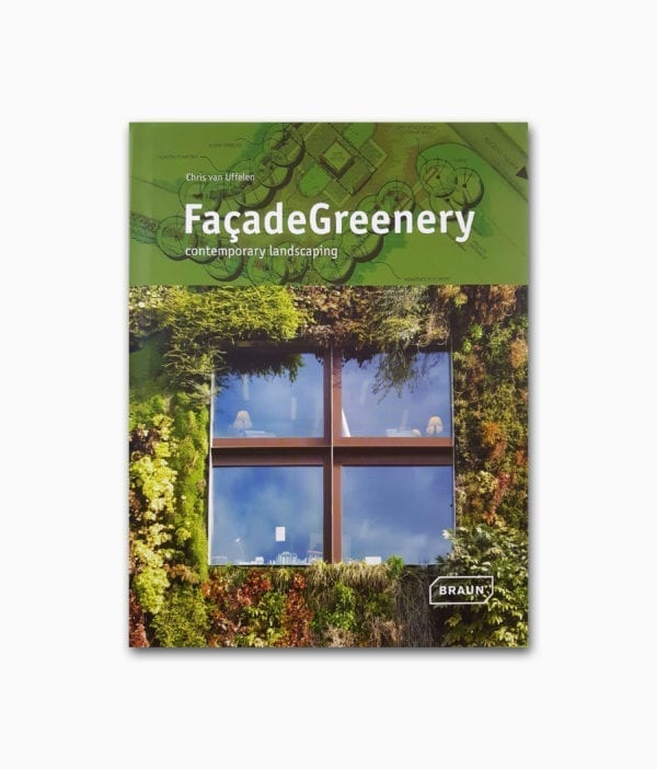Facade Greenery Braun Publishing Buchcover