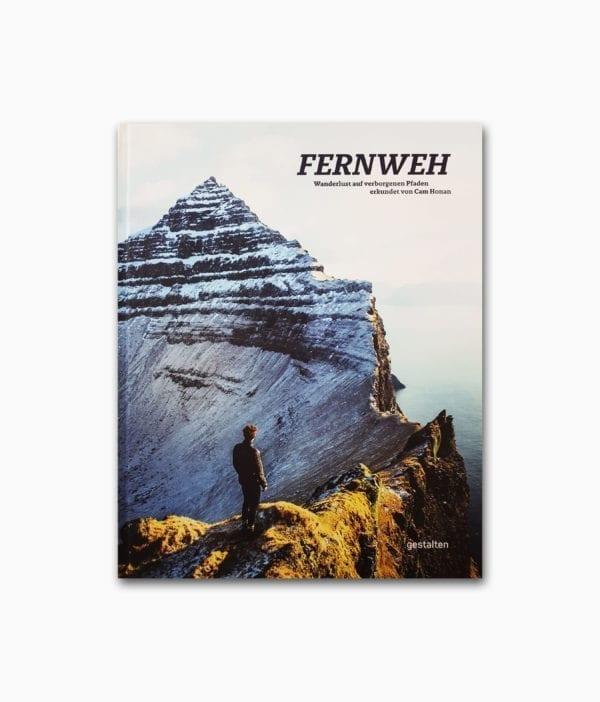 Buchcover des Abenteuer Bildbands Fernweh aus dem gestalten Verlag