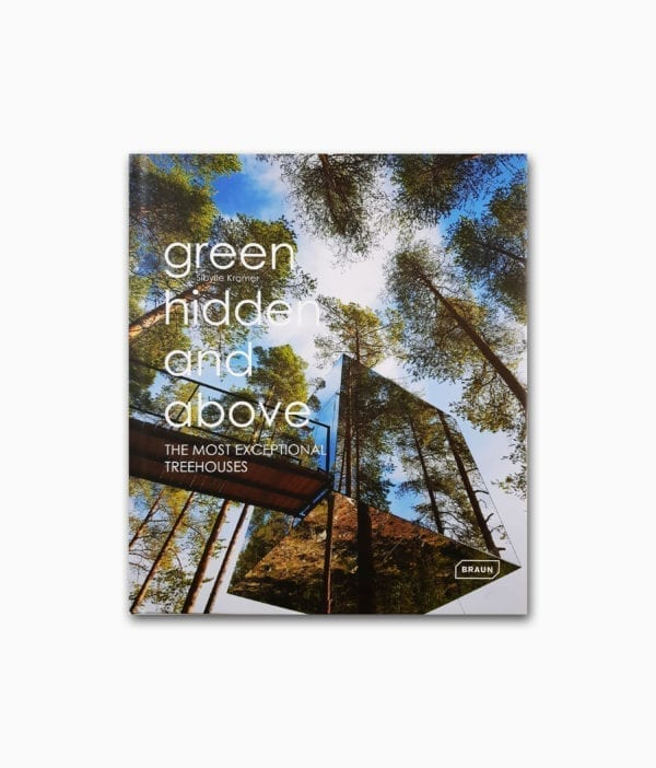 Green Hidden and Above Braun Publishing Buchcover