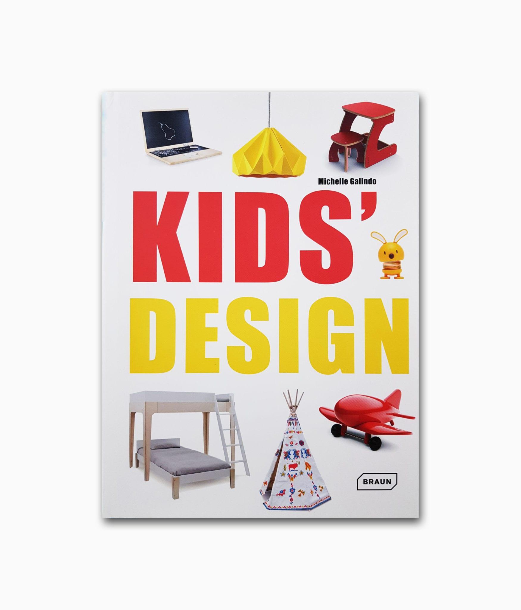 Kids Design Braun Publishing Buchcover