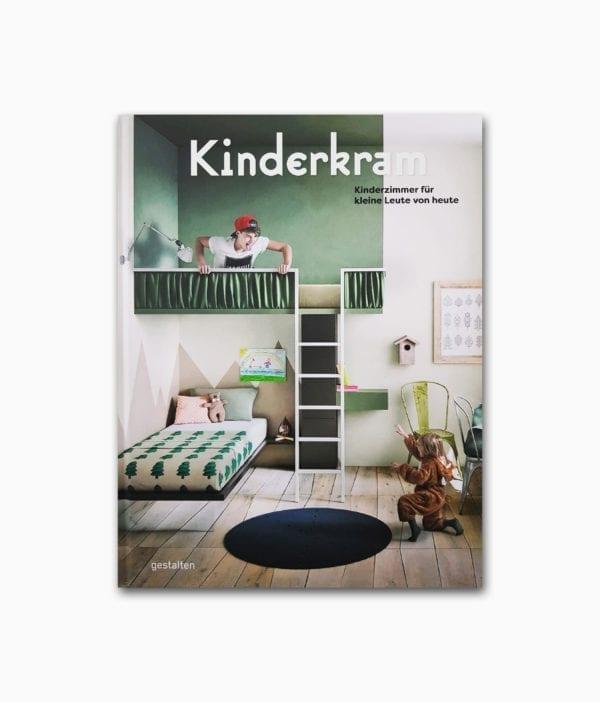 Kinderkram gestalten Verlag Buchcover