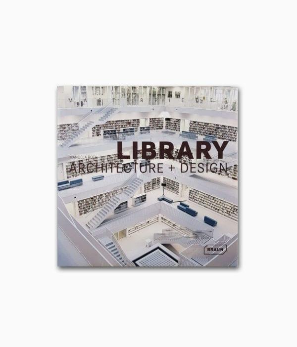 Library Architecture Design Braun Publishing Buchcover