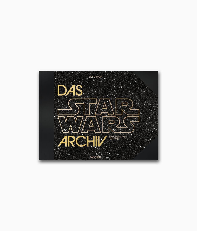 Das Star Wars Archiv TASCHEN Verlag Buchcover