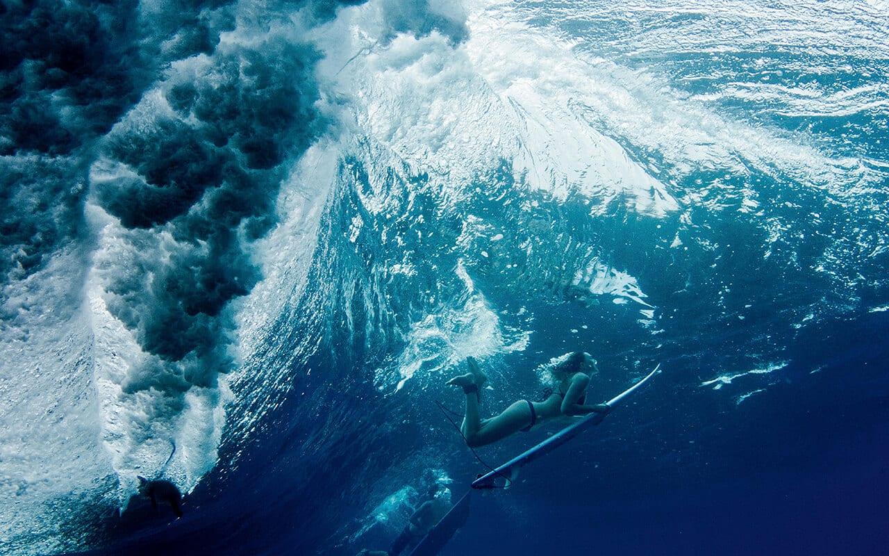 Surf Fotografie aus dem Abenteuer Buch Surf Odyseey the Culture of Wave Riding aus dem Gestalten Verlag