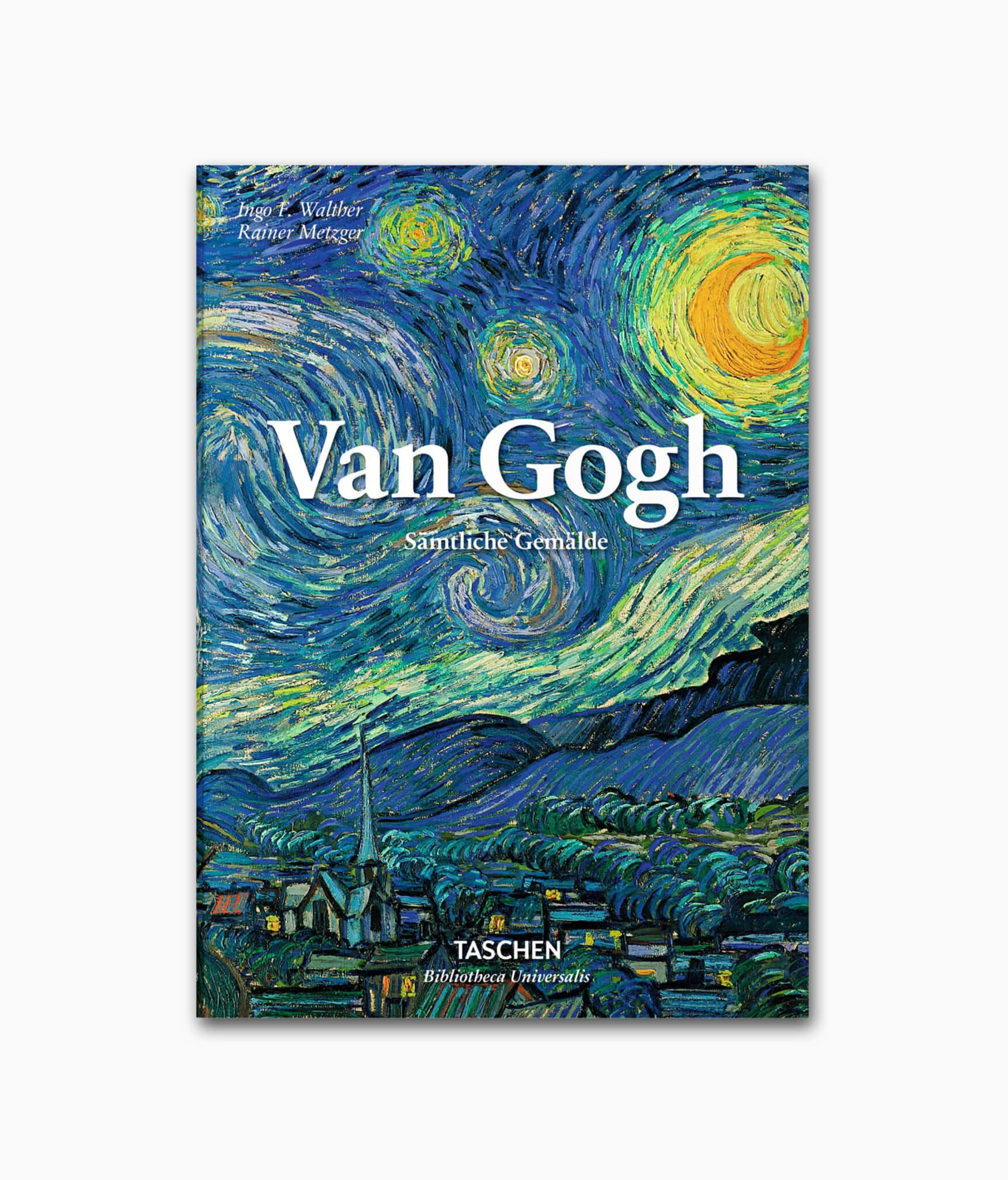 van Gogh Sämtliche Gemälde Buchcover