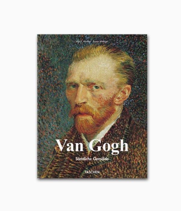 van Gogh TASCHEN Verlag Buchcover