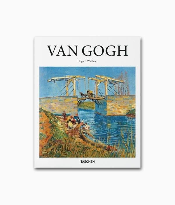 Cover des Kunstbuches über Vincent van Gogh mit dem Buchtitel van Gogh erschienen im TASCHEN Verlag