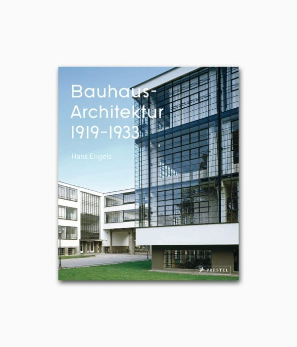 Bauhaus-Architektur 1919-1933 Prestel Verlag Buchcover