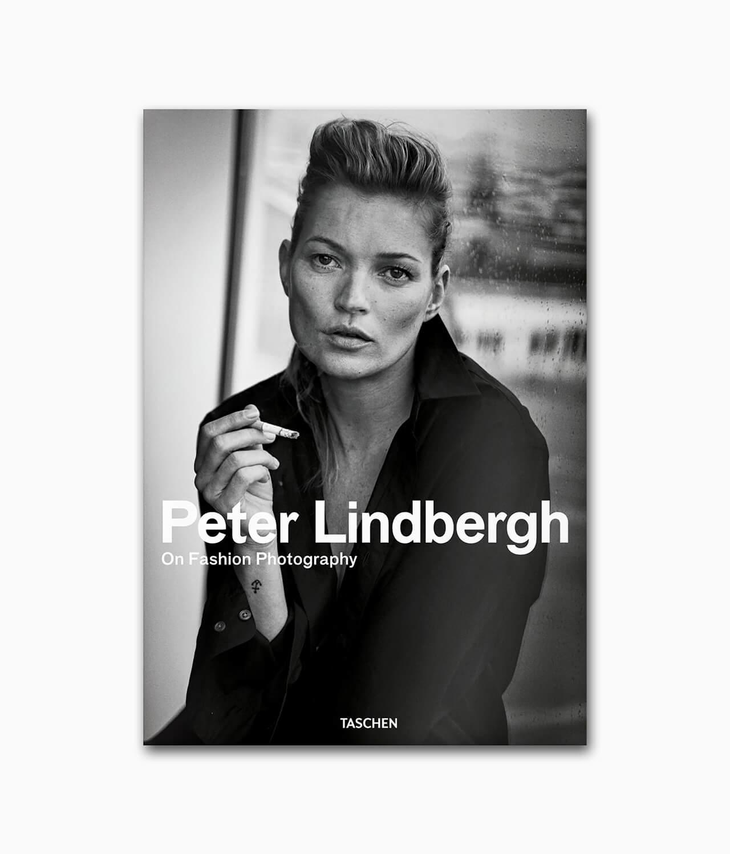 Cover des Fotografie Buches des berühmten Fotografens Peter Lindbergh vom TASCHEN Verlag