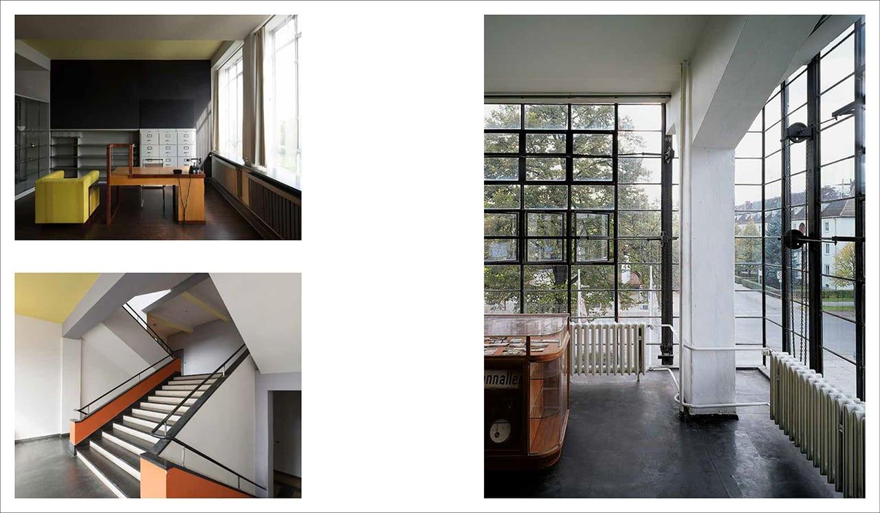 Bauhaus Architektur Prestel Verlag Innenansicht