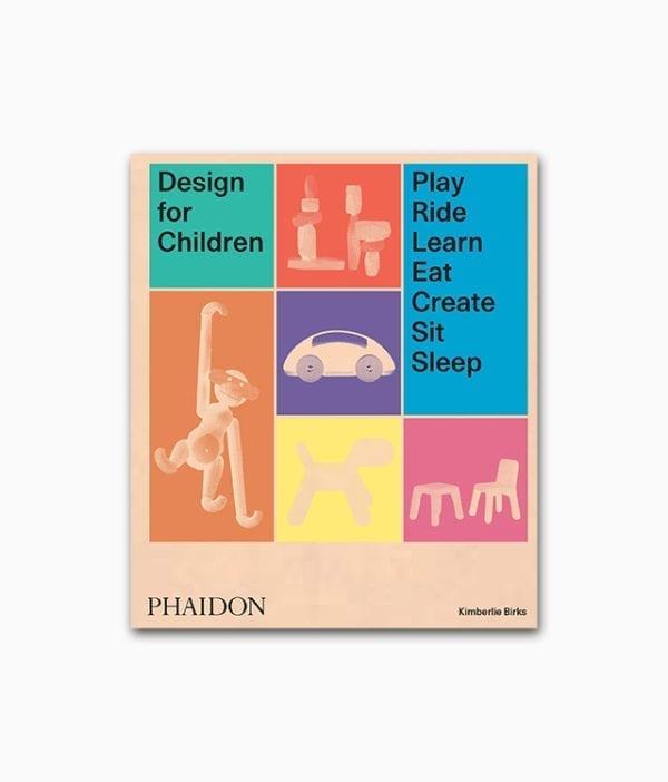Design for Children Phaidon Verlag Cover
