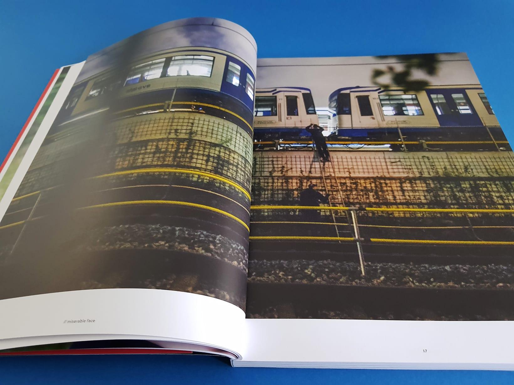 Graffiti Photographers United seltmann+söhne Verlag Graffiti und Street Art Doppelseite Innenansicht