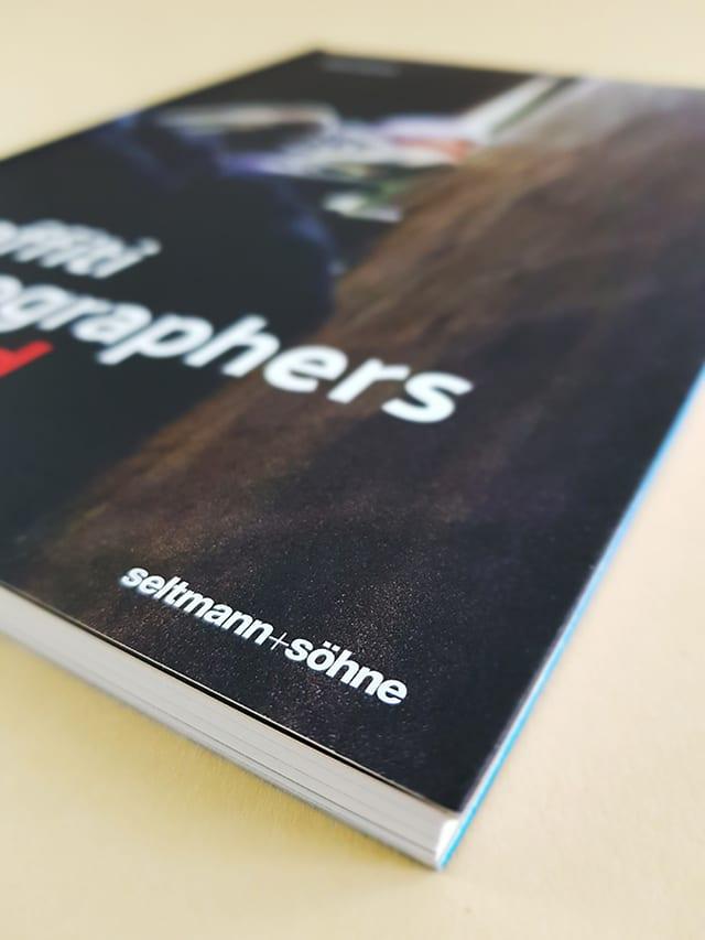 Graffiti Photographers United seltmann+söhne Verlag Graffiti und Street Art Verlagslogo Detailansicht