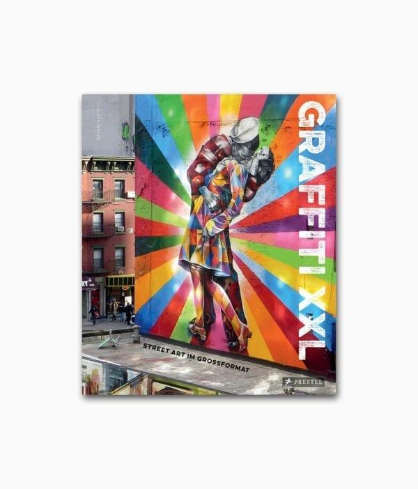 Graffiti XXL Prestel Verlag Kunstbücher Cover