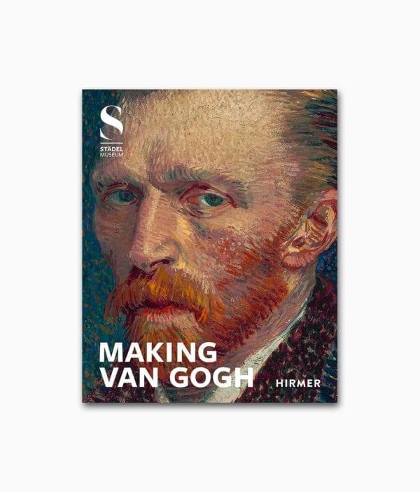 Cover des Kunstbuches über de berühmten Künstler Vincent van Gogh aus dem Hirmer Verlag