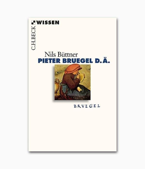 Cover des Buches Pieter Bruegel d.Ä aus dem C.H.Beck Verlag