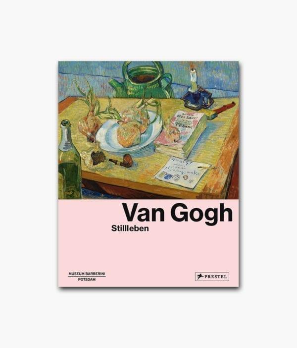 Van Gogh Stillleben Prestel Cover Buch