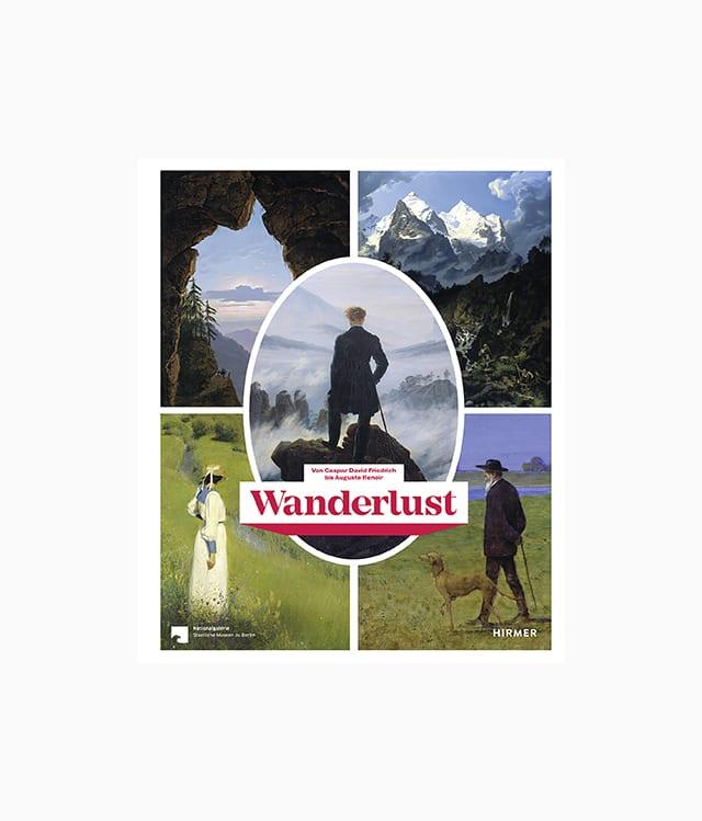Wanderlust Hirmer Verlag Cover