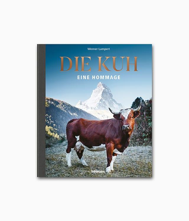 Die Kuh Eine Hommage teNeues Verlag Cover