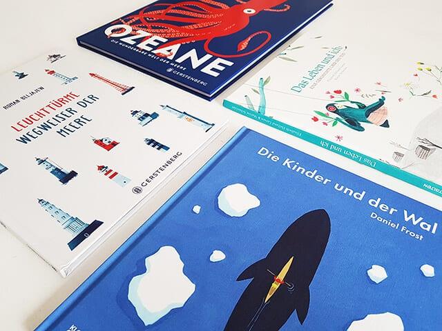 Kinderbücher Buchtisch