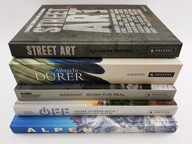 Prestel Verlag Bücher und Bildbände