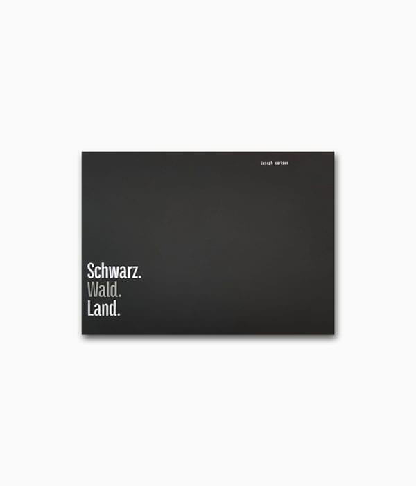 Cover vom Fotografie Buch über den Wald von Seltmann Publishers