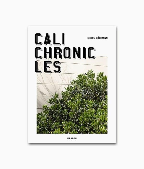 Cover des Fahrrad Buches namens Cali Chronicles aus dem Kerber Verlag