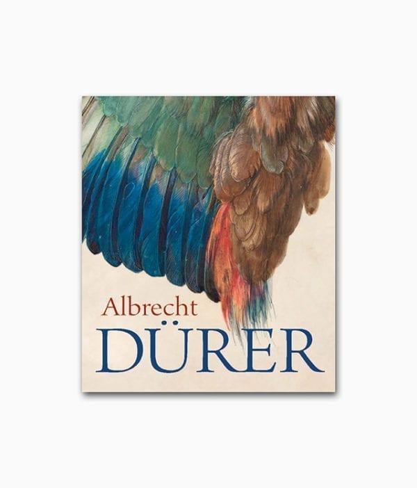 Cover des Buches mit dem Titel Albrecht Dürer dt erschienen im Prestel Verlag