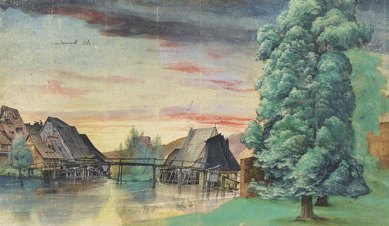 Bild aus dem Buch mit dem Titel Albrecht Dürer dt. erschienen im Prestel Verlag