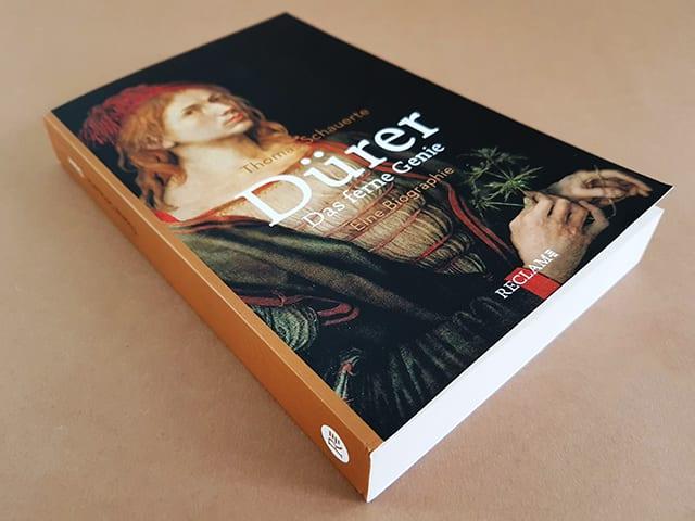 Thomas Schauerte Dürer Das ferne Genie Eine Biographie Reclam Verlag Cover
