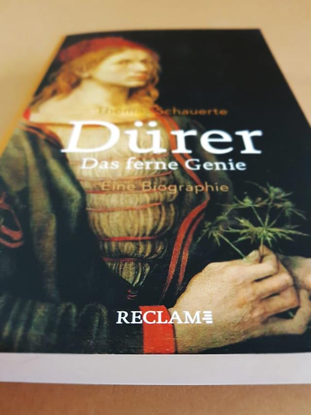 Thomas Schauerte Dürer Das ferne Genie Eine Biographie Reclam Verlag Verlagslogo
