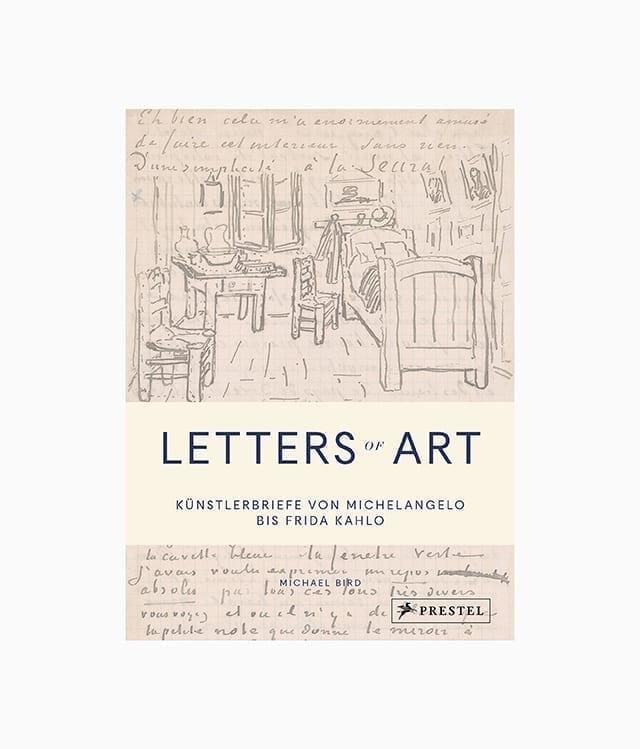 Letters of Art Prestel Verlag Cover