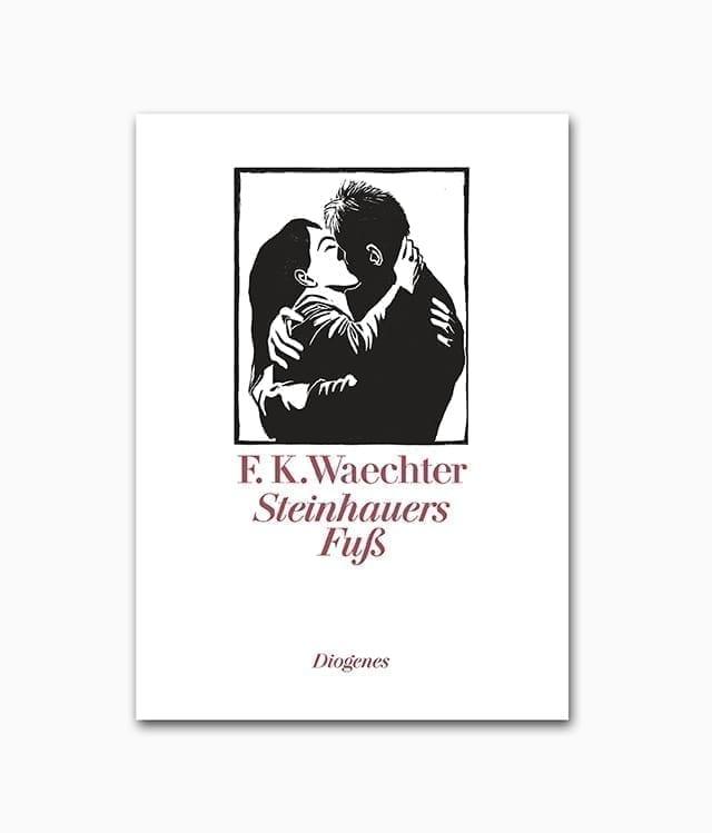 Cover des Märchenbuches Steinhauers Fuß aus dem Diogenes Verlag