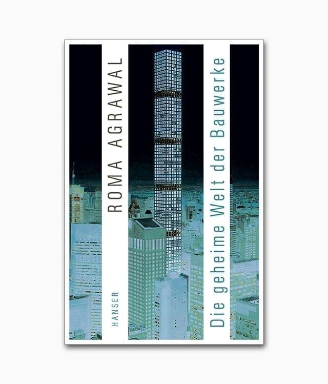 Die geheime Welt der Bauwerke Hanser Verlag Buchcover