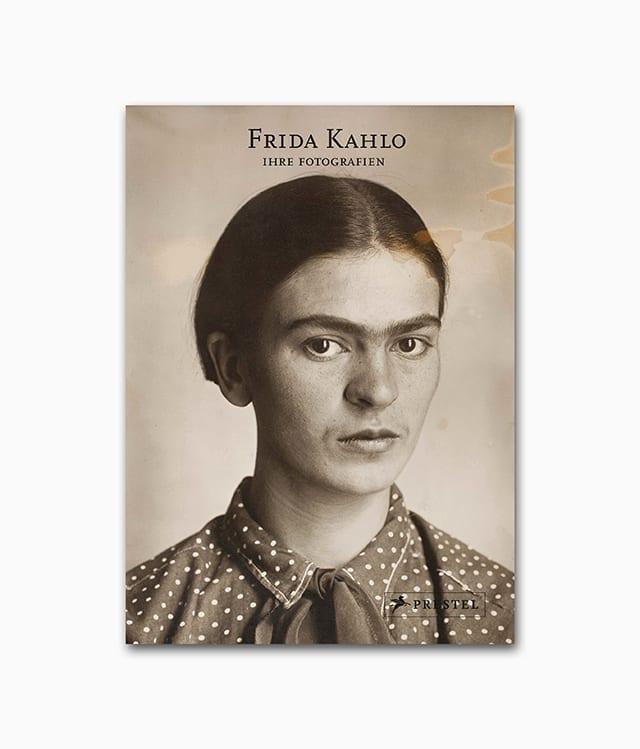 Frida Kahlo Ihre Fotografien Prestel Verlag Buchcover