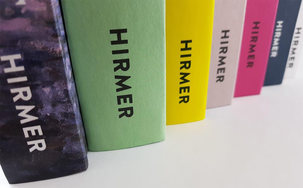 Hirmer Verlag Bücher Bildbände Buchregal
