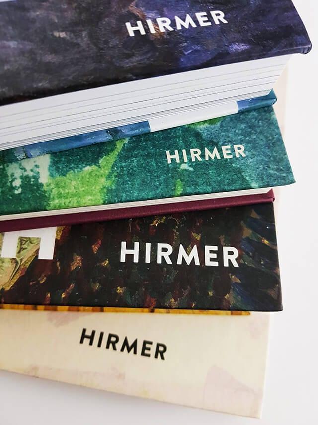 Hirmer Verlag Kunstbücher Bildbände