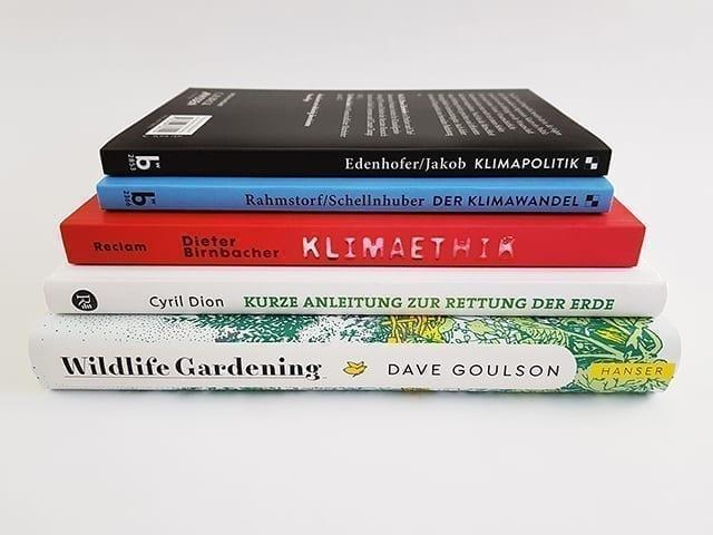 Umweltschutz Bücher und Bildbände