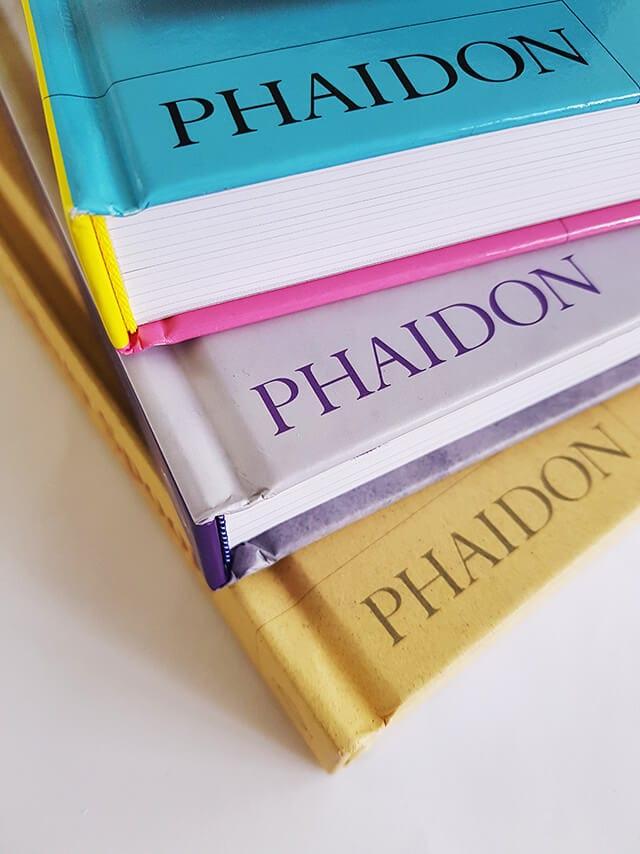 Phaidon Verlag Logo Bücher Bildbände