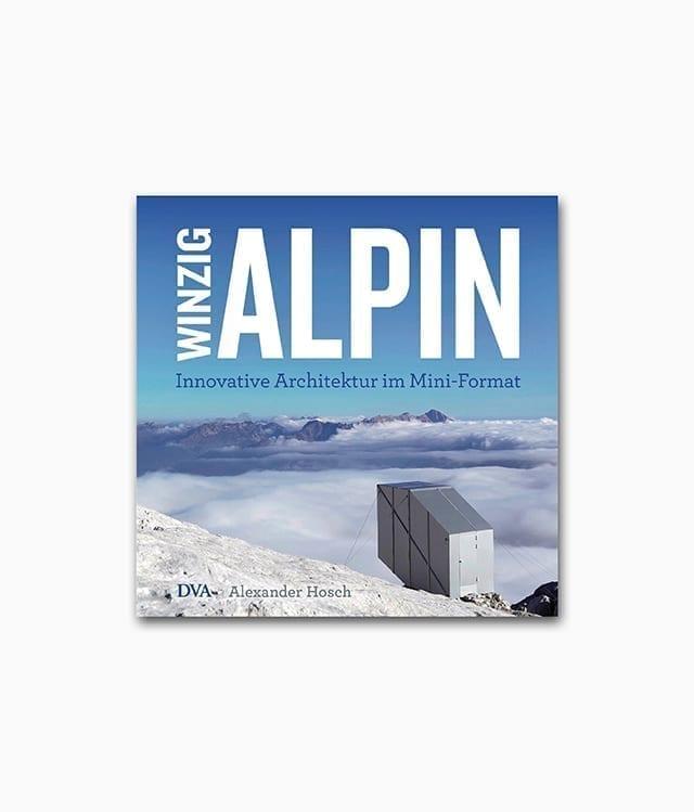 Winzig alpin DVA Verlag Buchcover