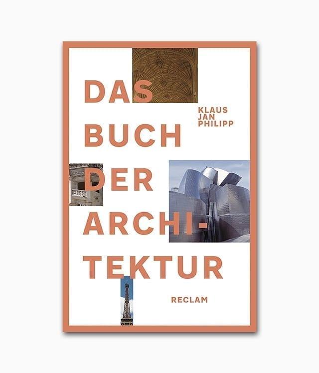 Das Buch der Architektur Reclam Verlag Buchcover