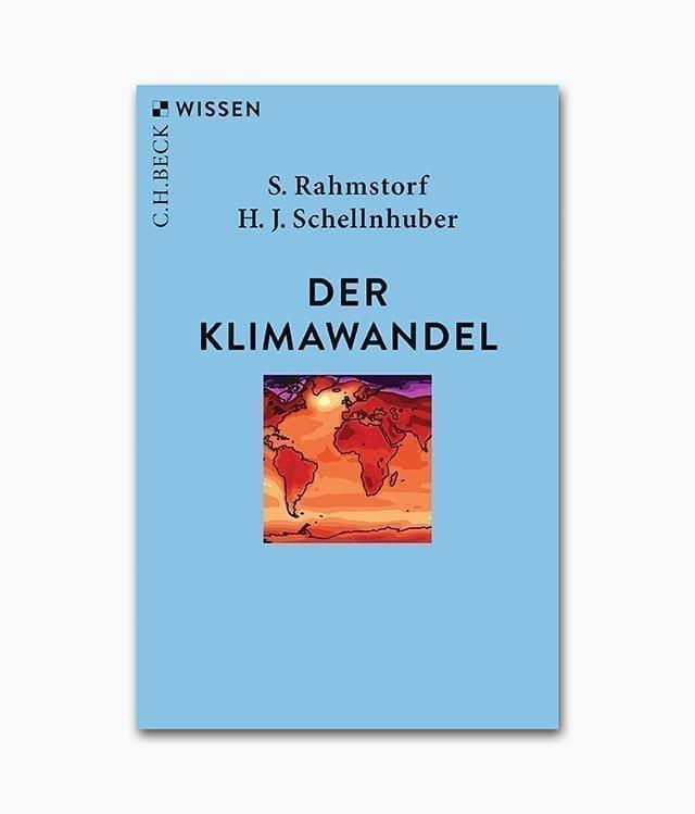 Cover einens Buches zum Thema Umweltschutz namens Der Klimawandel vom C.H.Beck Verlag