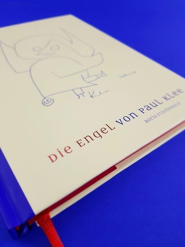 Die Engel von Paul Klee DuMont Verlag Buchtitel