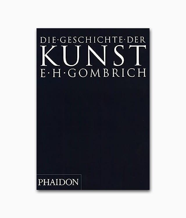 Cover des Bildbands über Kunstgeschichte mit dem Titel Die Geschichte der Kunst aus dem Phaidon Verlag