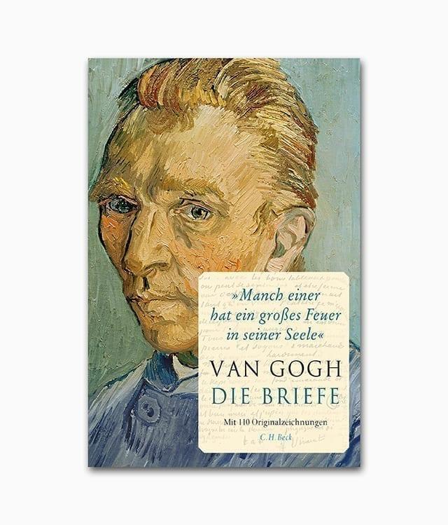 Manch einer hat ein großes Feuer in seiner Seele Die Briefe C.H. Beck Verlag Buchcover