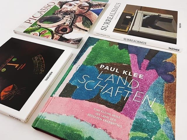 Surrealismus Bücher und Bildbände